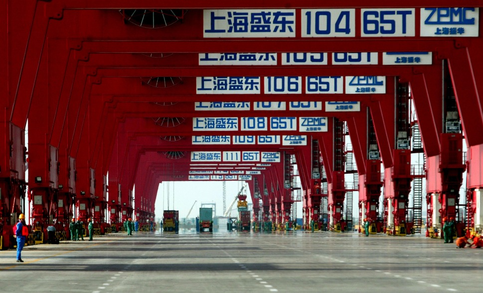 43 Китай строит свою дорогу к процветанию