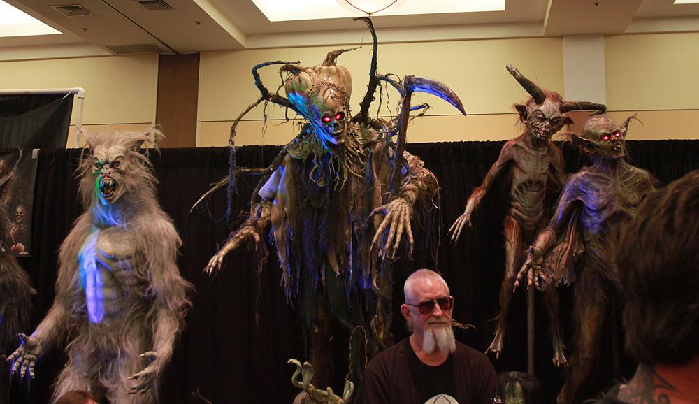 4314 Бал монстров   Выставка Monsterpalooza
