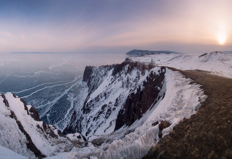 4512 Тонкие струны Байкала или 400 км на коньках (Часть 2)