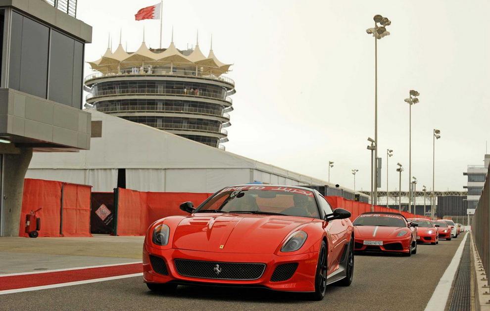 4517 За кадром Гран При Бахрейна 2012