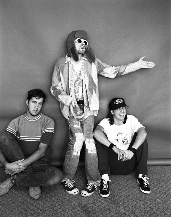 457 Курт Кобейн и Nirvana