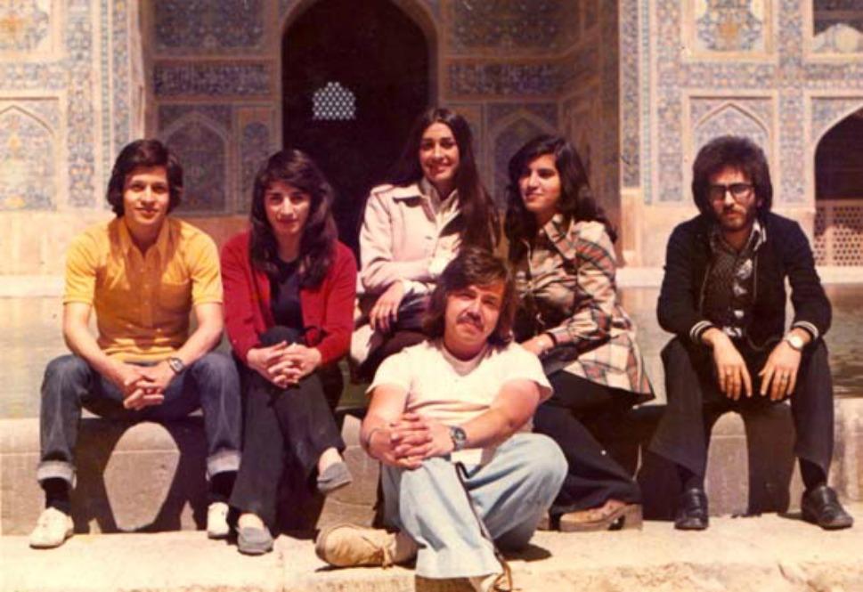 478 Давным давно в Тегеране