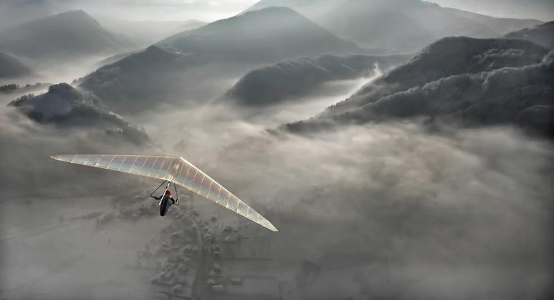48 Словения с высоты птичьего полёта