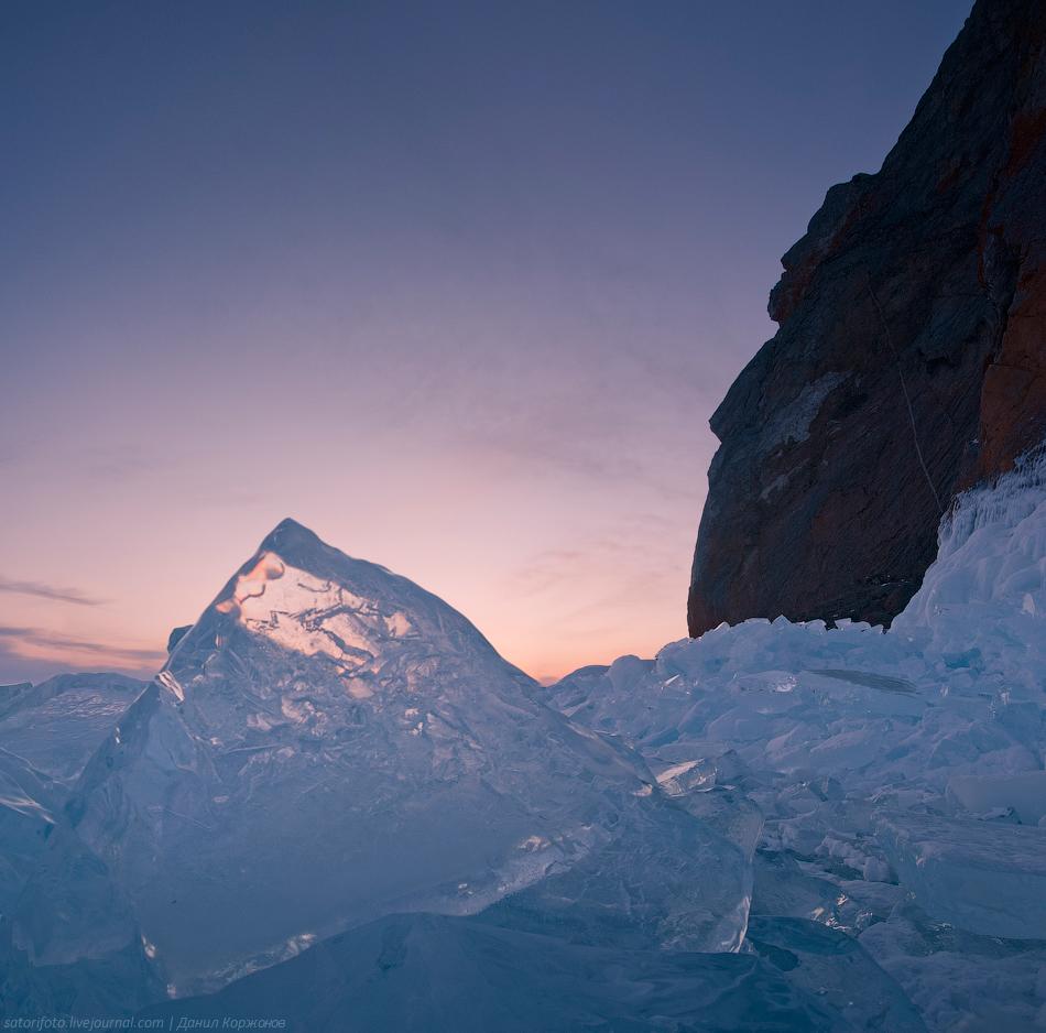 4811 Тонкие струны Байкала или 400 км на коньках (Часть 2)