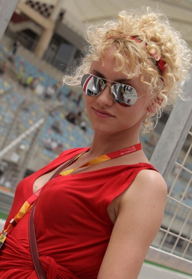 4816 За кадром Гран При Бахрейна 2012