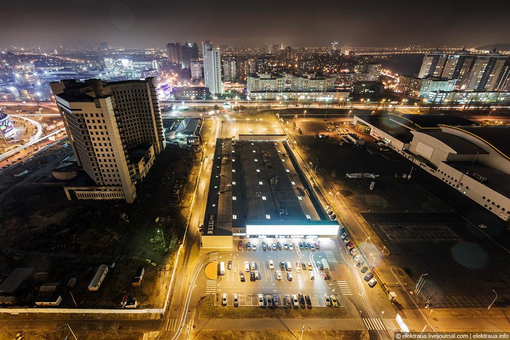 499 Ночной Киев