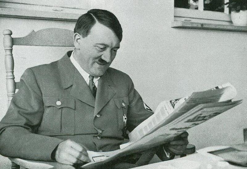501 Жизнь Адольфа Гитлера в фотографиях