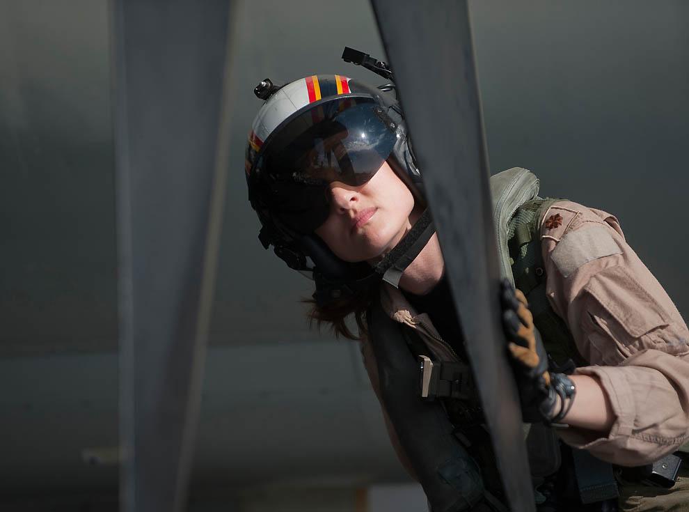 5102 Женщины в американской армии