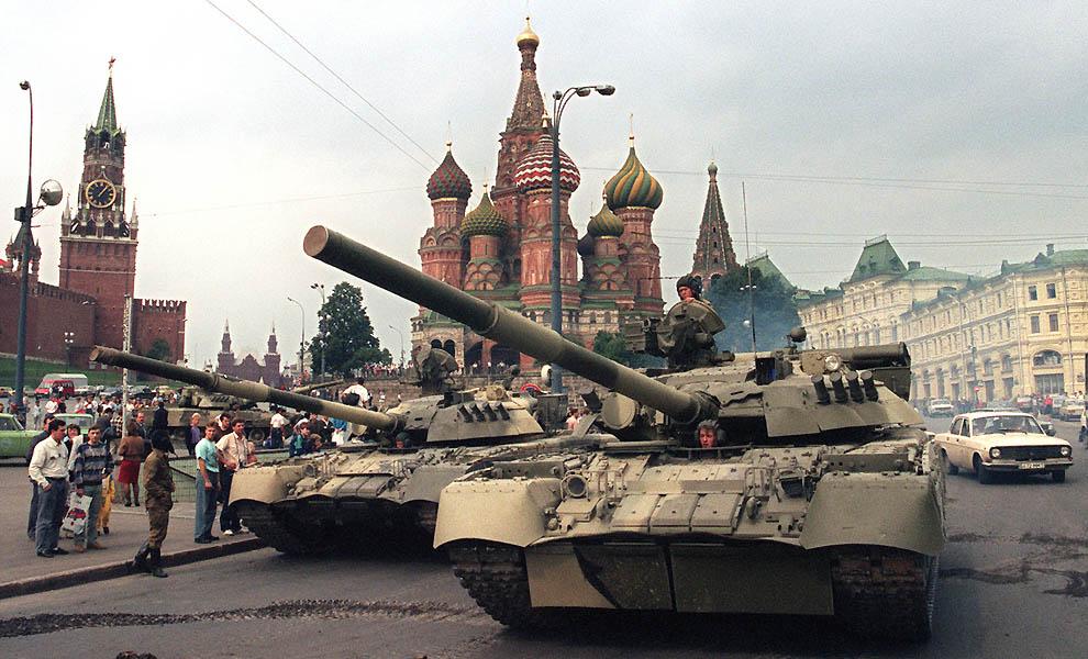 5109 Самые яркие кадры последних месяцев существования СССР