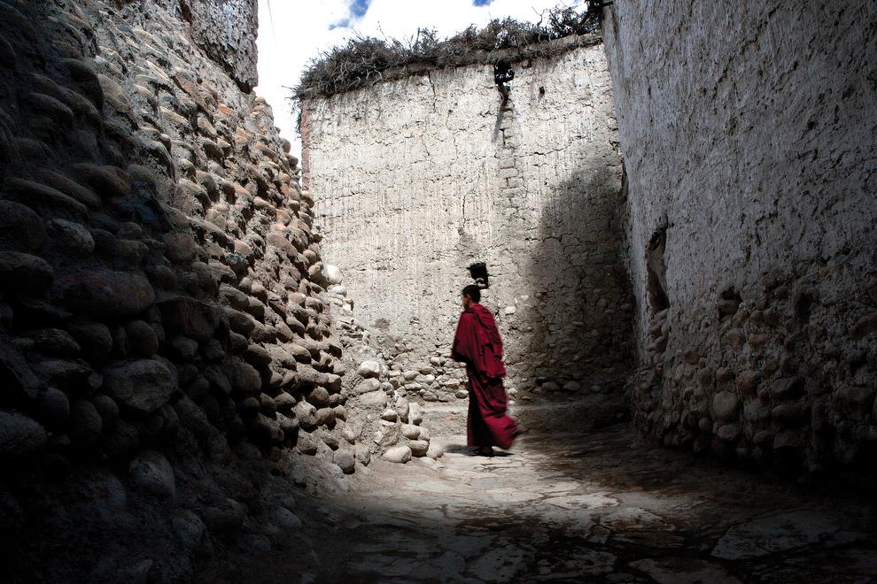 5137 Монтанг: бывшее королевство Ло в Непале