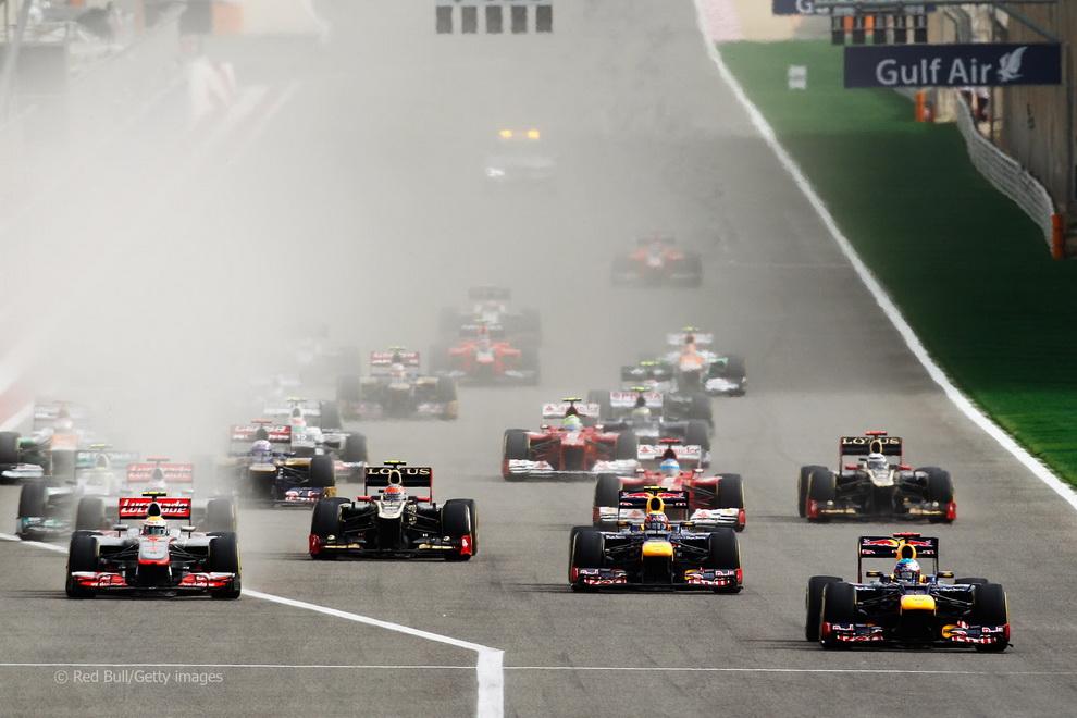 5161 За кадром Гран При Бахрейна 2012