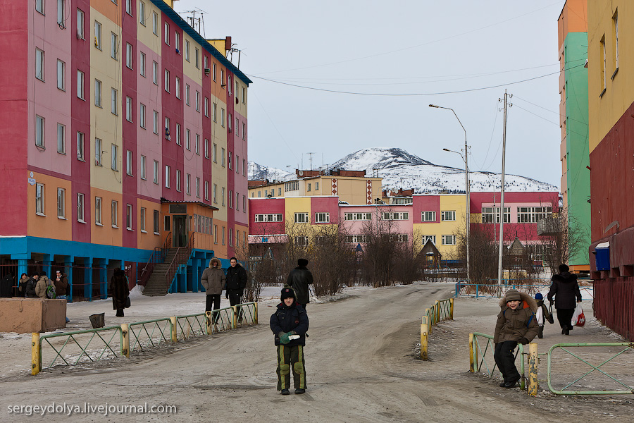 517 Экспедиция на Чукотку: Билибино   самый дорогой город на Земле