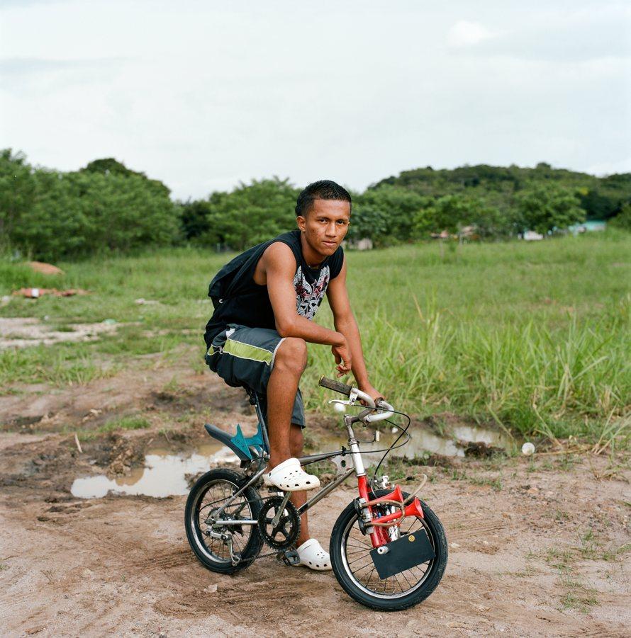 5194 Панамские велосипедисты в фотопроекте Priti Baiks