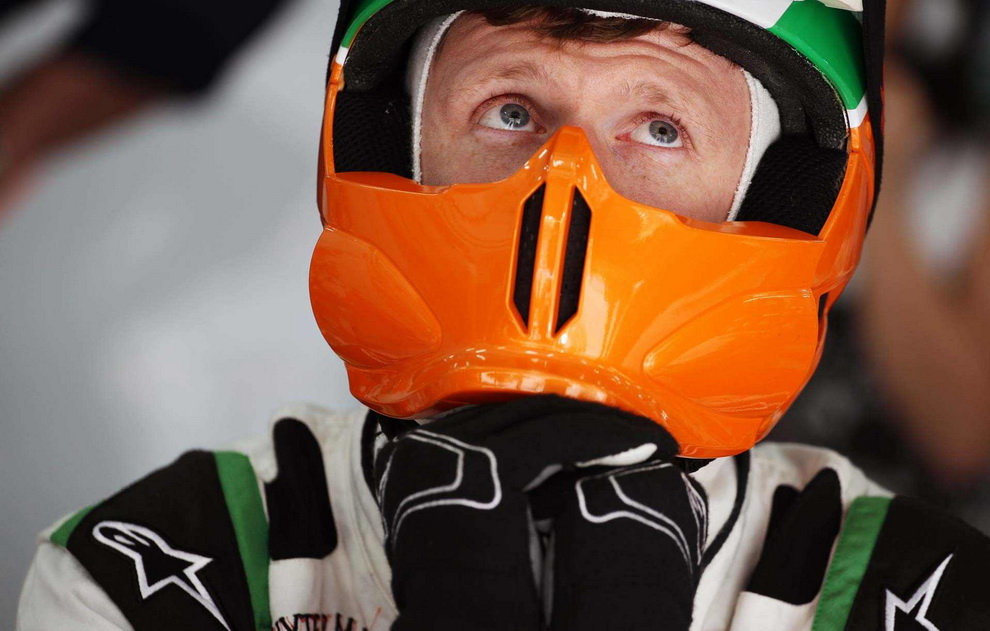 5316 За кадром Гран При Бахрейна 2012