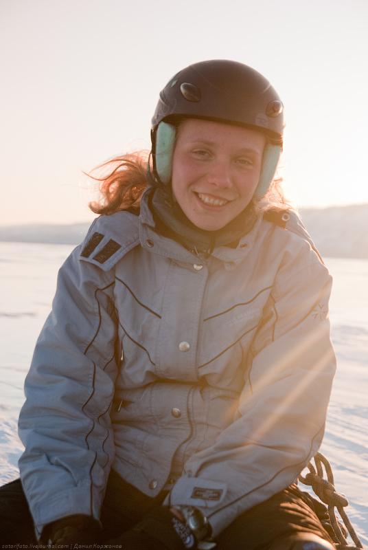 5410 Тонкие струны Байкала или 400 км на коньках