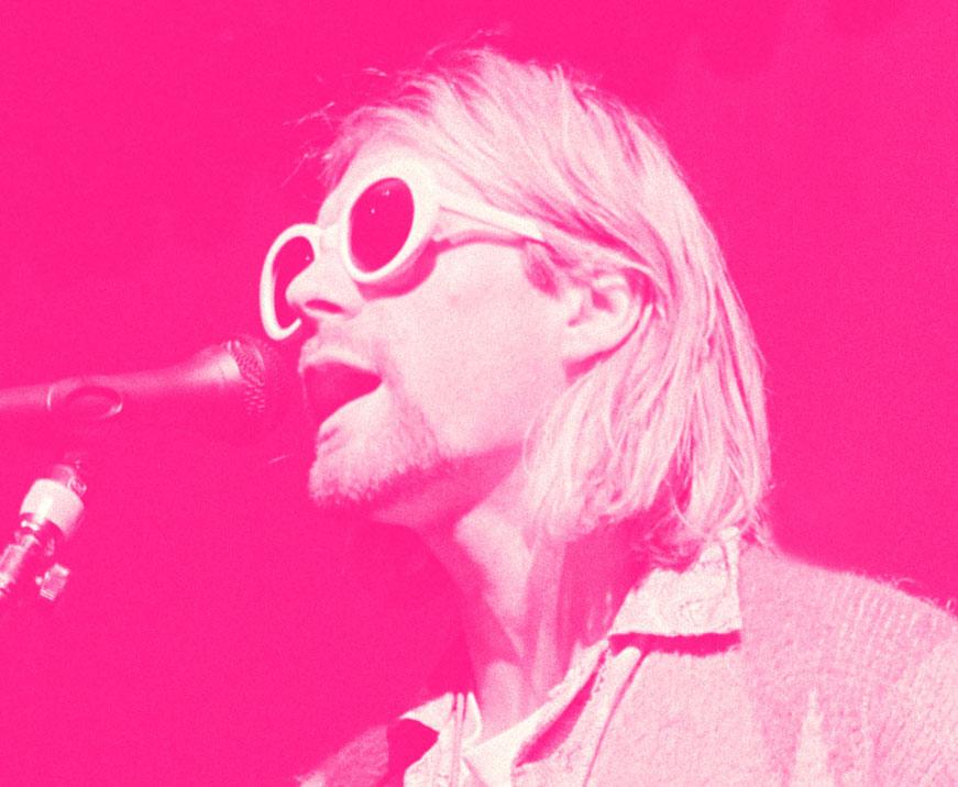 547 Курт Кобейн и Nirvana