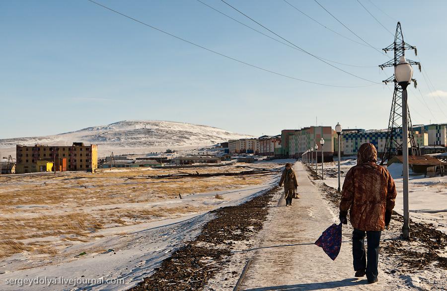 564 Певек   самый северный город России