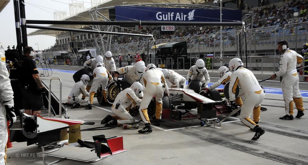 5812 За кадром Гран При Бахрейна 2012