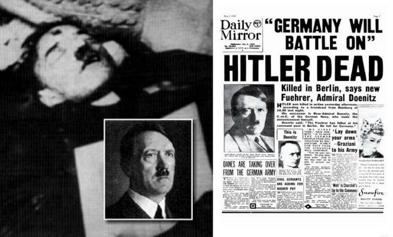 582 Жизнь Адольфа Гитлера в фотографиях