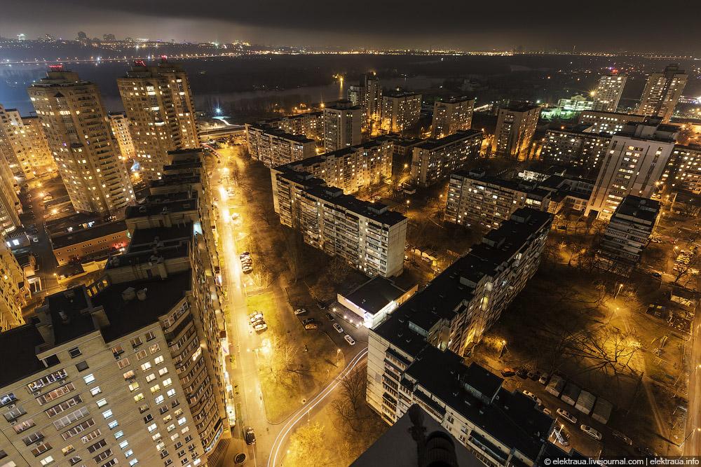 585 Ночной Киев