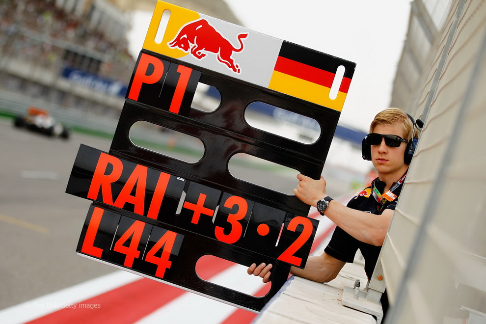5911 За кадром Гран При Бахрейна 2012