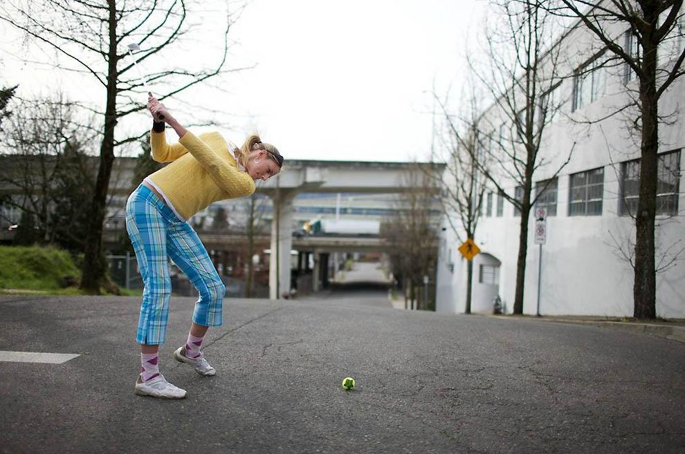 6 Мир странных видов спорта