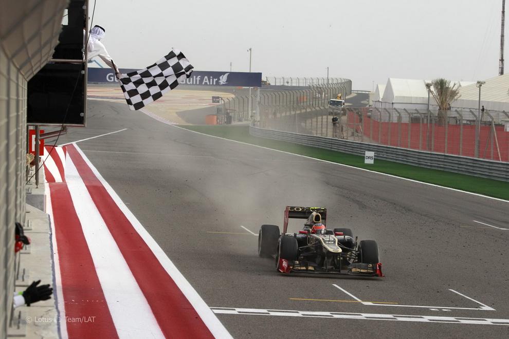 603 За кадром Гран При Бахрейна 2012