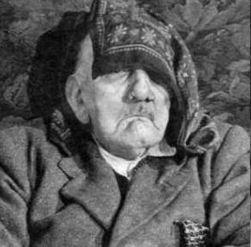 6111 Жизнь Адольфа Гитлера в фотографиях