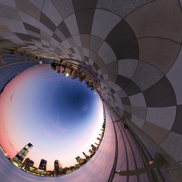 6120 Новый взгляд настарые места: сюрреалистические города