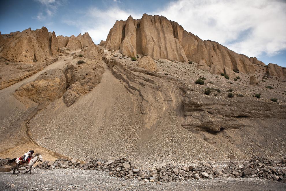 6125 Монтанг: бывшее королевство Ло в Непале