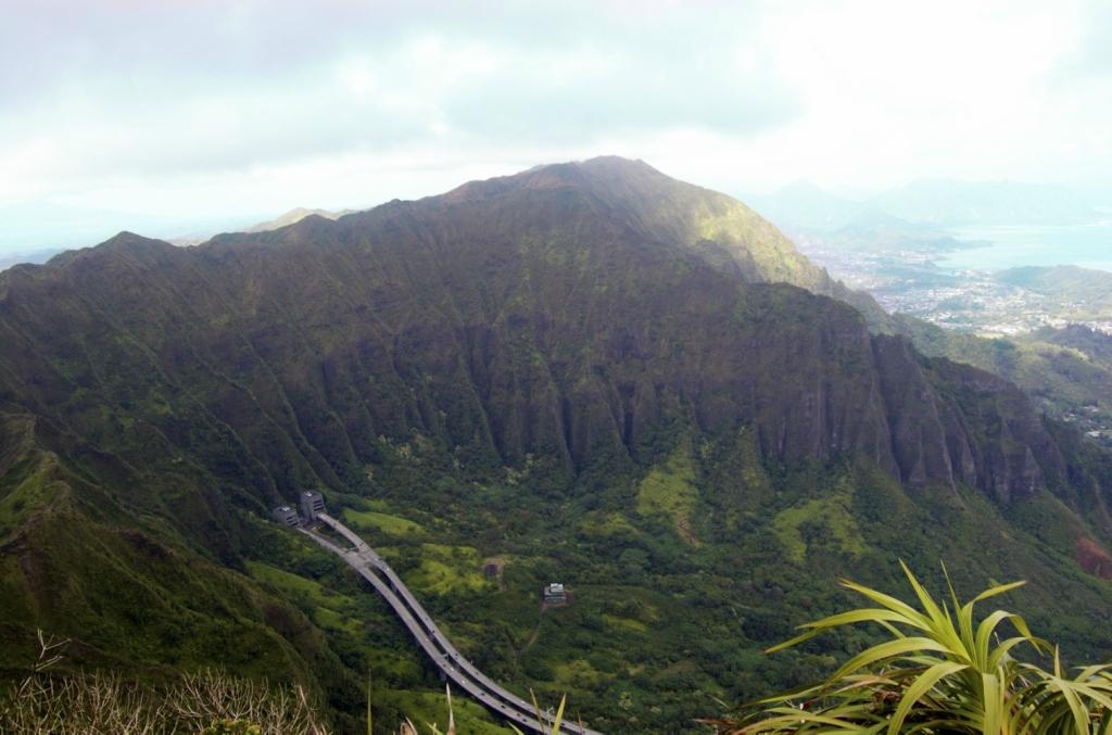 6134 Лестница Хайку на Гаваях