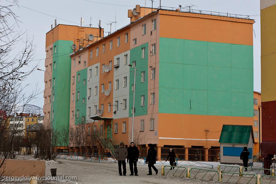 617 Экспедиция на Чукотку: Билибино   самый дорогой город на Земле