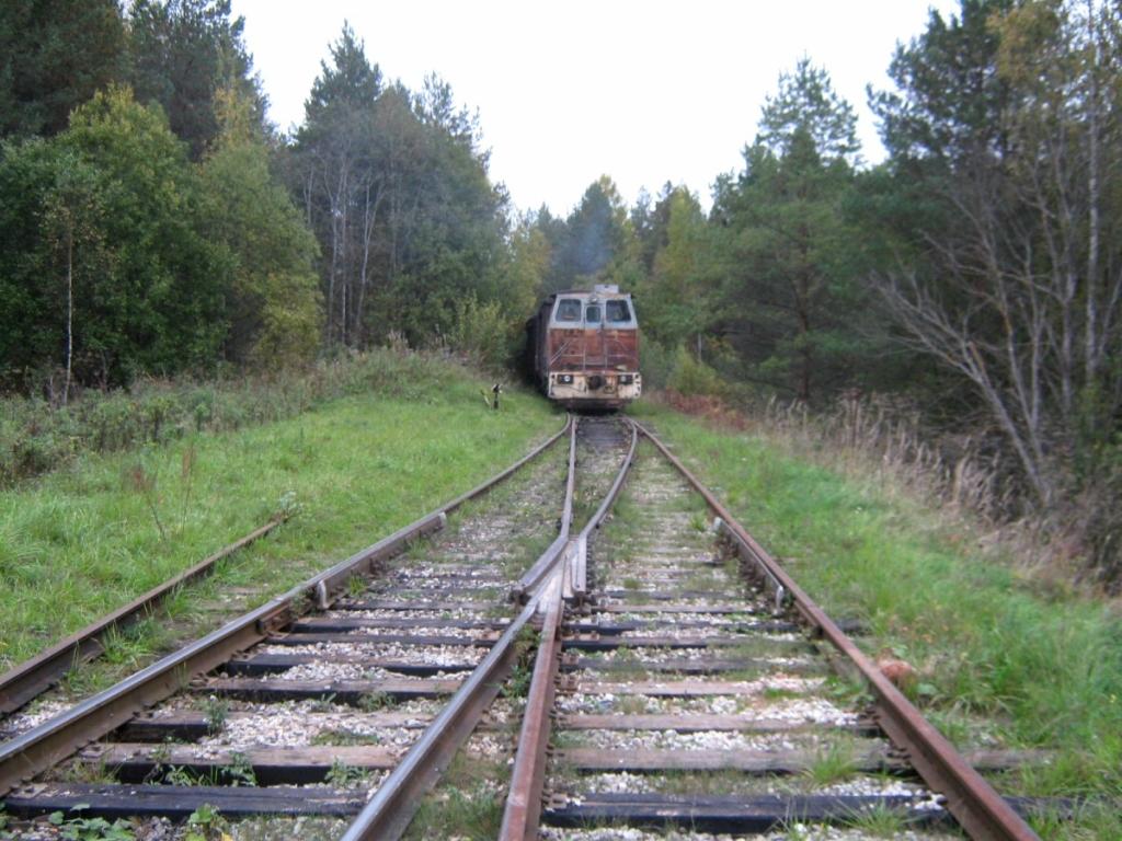 6170 Заброшенные железные дороги