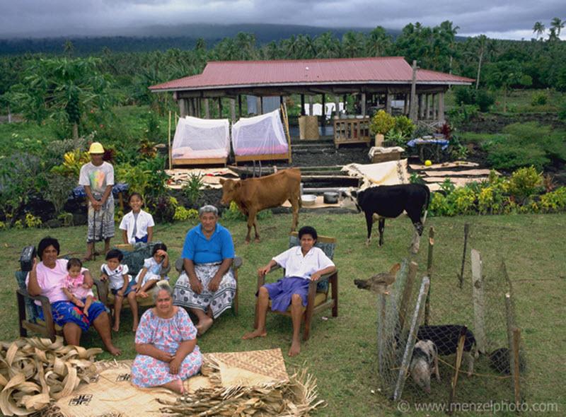 6174 Материальный мир: глобальный семейный портрет