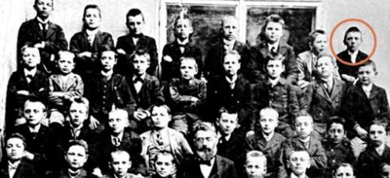 627 Жизнь Адольфа Гитлера в фотографиях