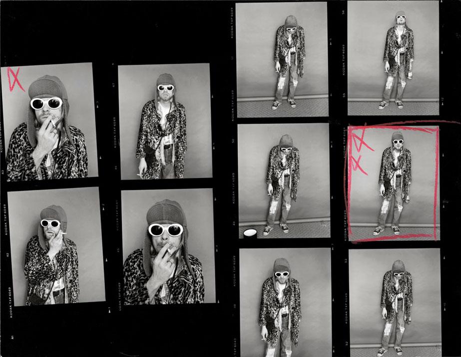 644 Курт Кобейн и Nirvana