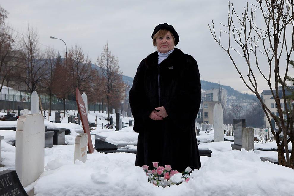 667 Женщины Сараево тогда и сейчас