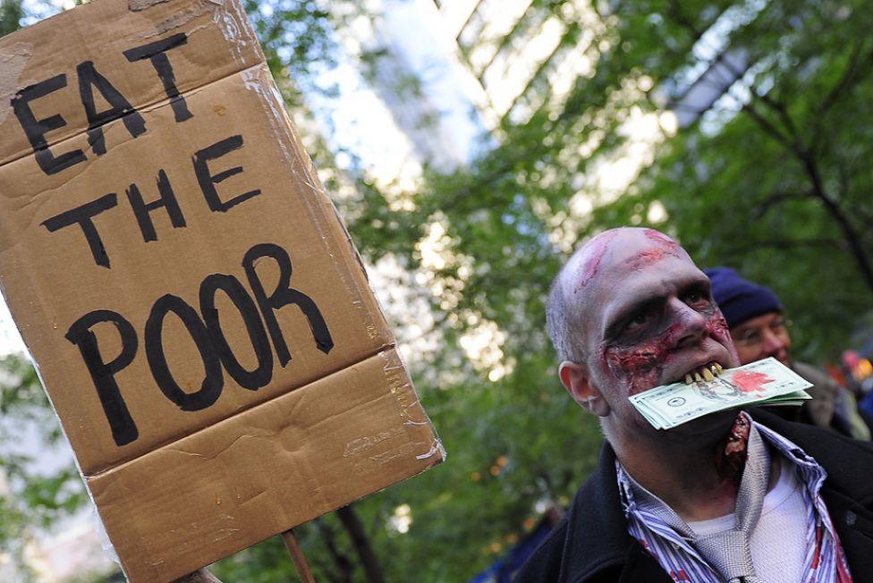 Протесты против системы