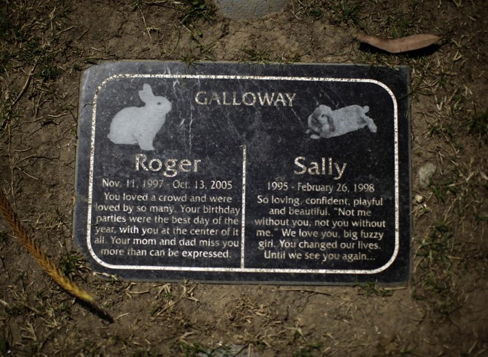 674 Кладбища домашних животных в США
