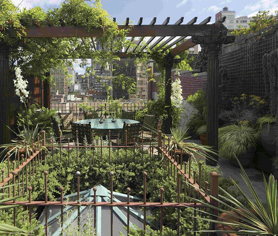 680 Сады на крышах (Часть 2)