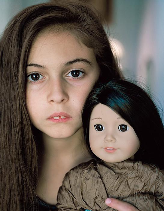 682 Девочки куклы