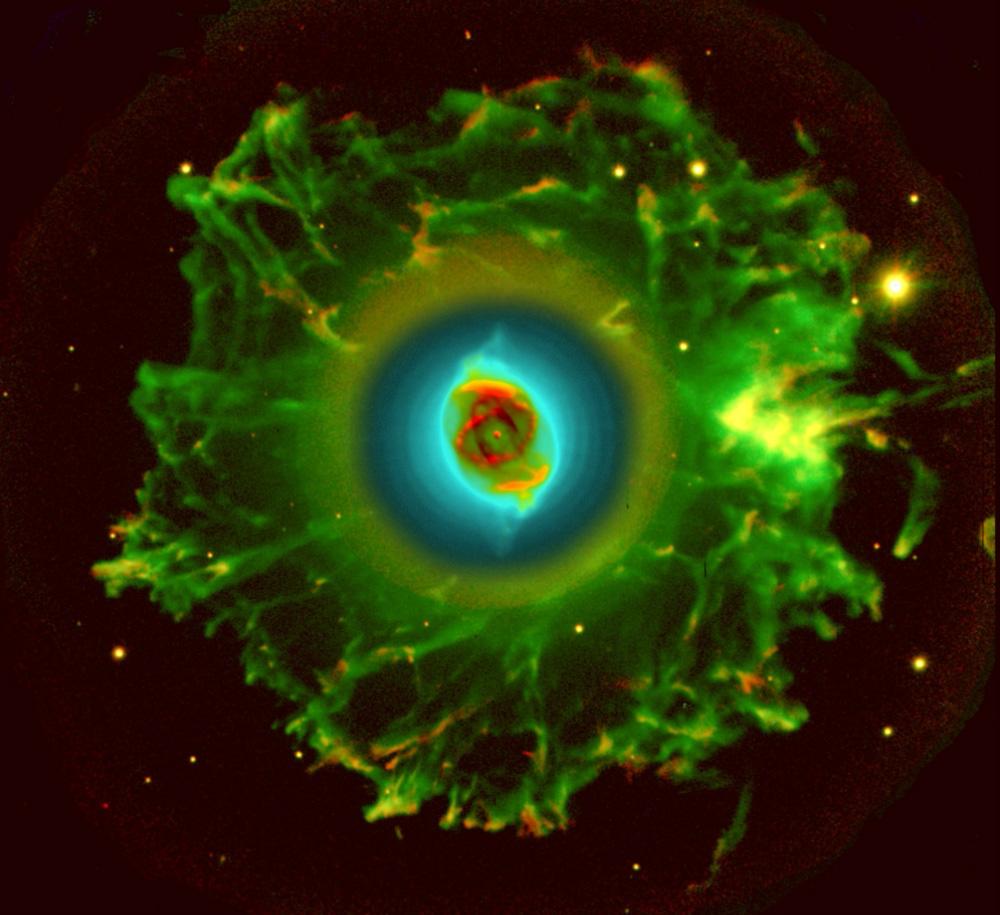 689 30 лучших фотографий телескопа Хаббл