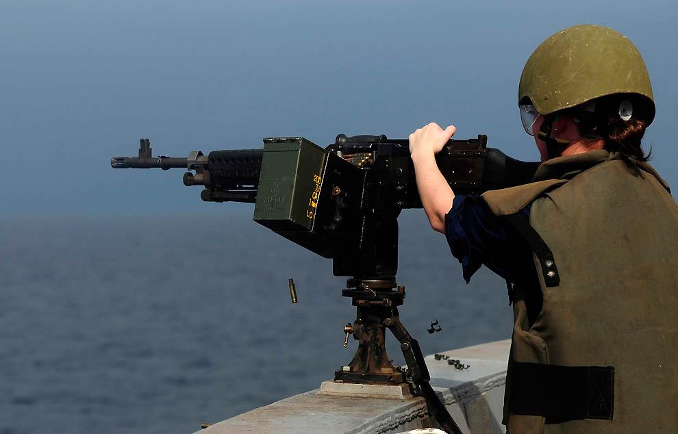 694 Женщины в американской армии