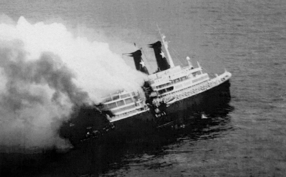 7107 Катастрофы на семи морях