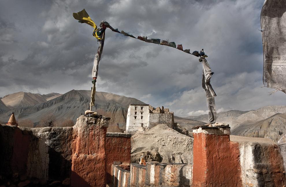 7114 Монтанг: бывшее королевство Ло в Непале