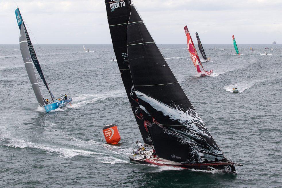 7134 Кругосветная регата «Volvo Ocean Race» направляется в Майями