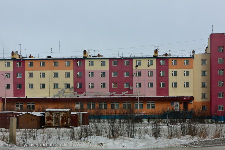 717 Экспедиция на Чукотку: Билибино   самый дорогой город на Земле