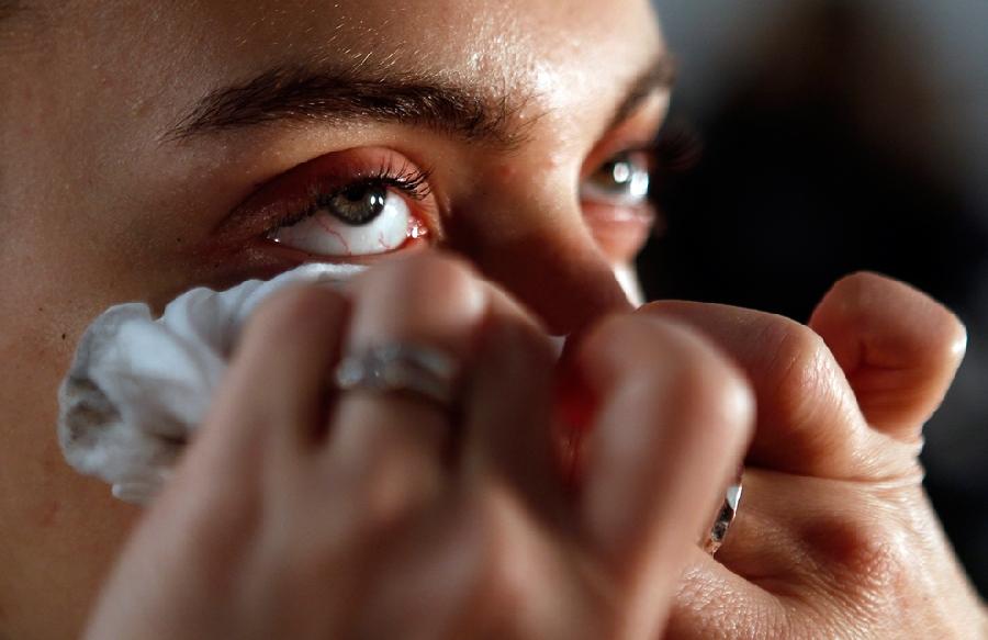 723 За кулисами нью йоркской недели моды сезона осень 2012