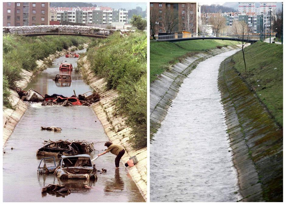 Боснийская война 20 лет спустя