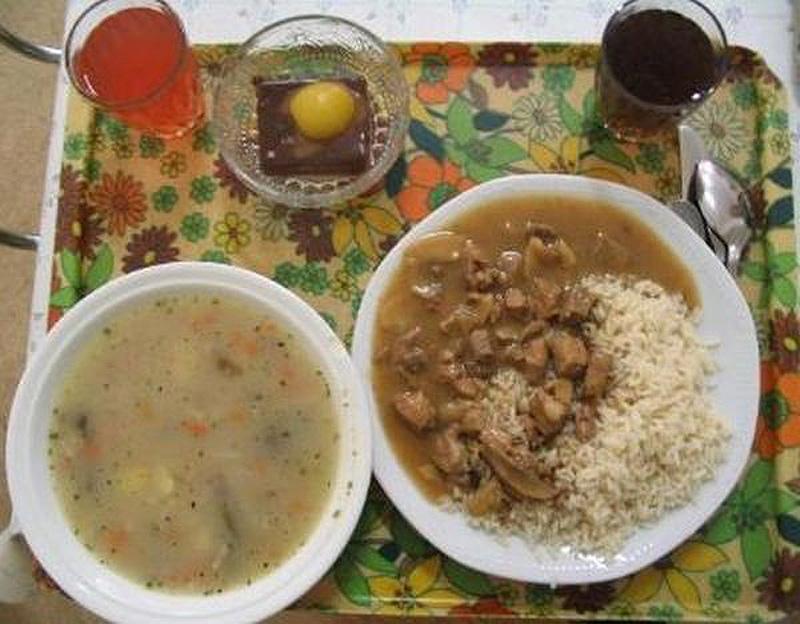 761 Школьные обеды в разных странах мира